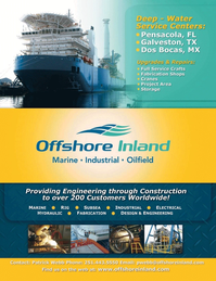 Marine News Magazine, page 3rd Cover,  Apr 2012
