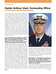 Marine News Magazine, page 10,  May 2012
