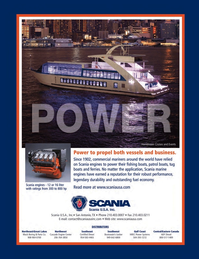 Marine News Magazine, page 2nd Cover,  May 2012