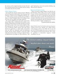 Marine News Magazine, page 23,  May 2012