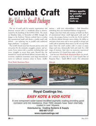 Marine News Magazine, page 28,  May 2012