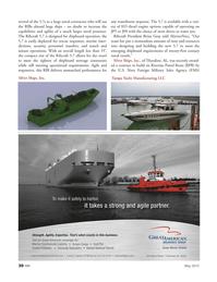 Marine News Magazine, page 30,  May 2012