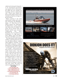 Marine News Magazine, page 33,  May 2012