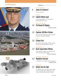 Marine News Magazine, page 2,  May 2012