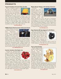 Marine News Magazine, page 56,  May 2012