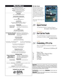 Marine News Magazine, page 4,  May 2012