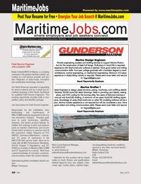 Marine News Magazine, page 60,  May 2012