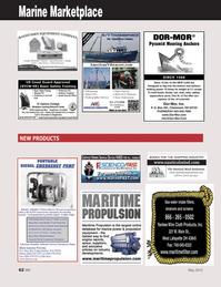 Marine News Magazine, page 62,  May 2012