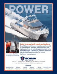 Marine News Magazine, page 2nd Cover,  Jul 2012