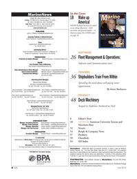 Marine News Magazine, page 4,  Jul 2012