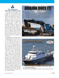 Marine News Magazine, page 17,  Aug 2, 2012