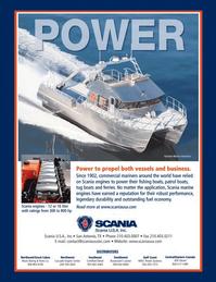 Marine News Magazine, page 2nd Cover,  Aug 2, 2012