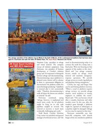 Marine News Magazine, page 30,  Aug 2, 2012