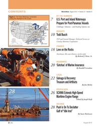 Marine News Magazine, page 2,  Aug 2, 2012