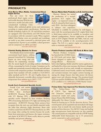 Marine News Magazine, page 42,  Aug 2, 2012