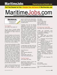 Marine News Magazine, page 43,  Aug 2, 2012
