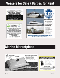 Marine News Magazine, page 44,  Aug 2, 2012