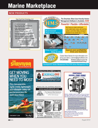Marine News Magazine, page 46,  Aug 2, 2012