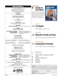 Marine News Magazine, page 4,  Aug 2, 2012
