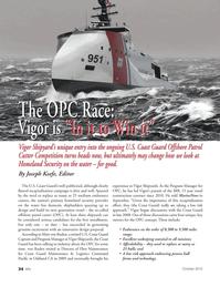 Marine News Magazine, page 34,  Oct 2012