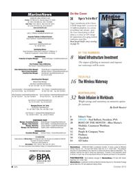 Marine News Magazine, page 4,  Oct 2012