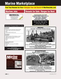 Marine News Magazine, page 108,  Nov 2012