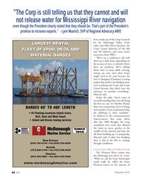 Marine News Magazine, page 46,  Nov 2012