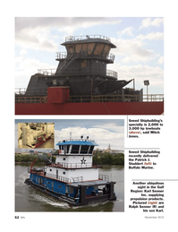 Marine News Magazine, page 52,  Nov 2012