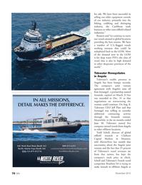 Marine News Magazine, page 70,  Nov 2012