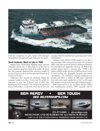Marine News Magazine, page 72,  Nov 2012