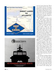 Marine News Magazine, page 78,  Nov 2012