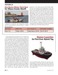 Marine News Magazine, page 94,  Nov 2012