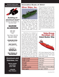 Marine News Magazine, page 34,  Dec 2012