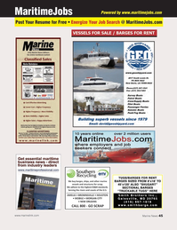 Marine News Magazine, page 45,  Dec 2012