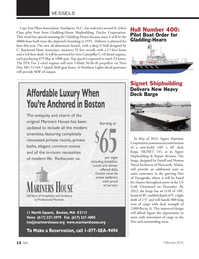 Marine News Magazine, page 12,  Feb 2013