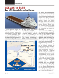 Marine News Magazine, page 14,  Feb 2013