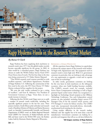 Marine News Magazine, page 34,  Feb 2013