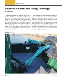 Marine News Magazine, page 14,  Mar 2013 Mark Babcock