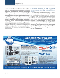 Marine News Magazine, page 24,  Mar 2013 sources solutions