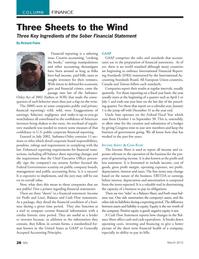 Marine News Magazine, page 28,  Mar 2013 Standards Board