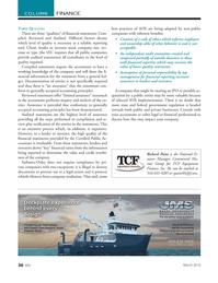 Marine News Magazine, page 30,  Mar 2013 TCF Equipment Finance Inc.