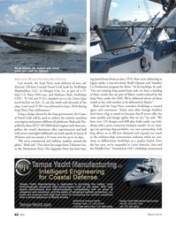 Marine News Magazine, page 42,  Mar 2013 Middle East