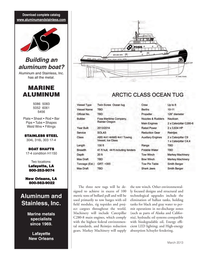 Marine News Magazine, page 46,  Mar 2013 energy