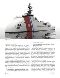 Marine News Magazine, page 58,  Mar 2013 Portland Community College