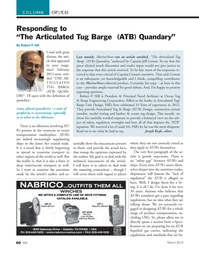 Marine News Magazine, page 60,  Mar 2013 ocean transportation marketplace