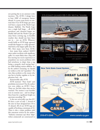 Marine News Magazine, page 63,  Mar 2013 North Cape