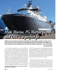 Marine News Magazine, page 66,  Mar 2013 G8