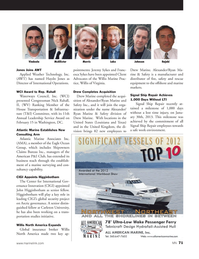 Marine News Magazine, page 71,  Mar 2013 Texas