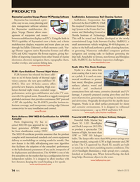 Marine News Magazine, page 74,  Mar 2013 Center for Cor
