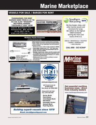 Marine News Magazine, page 77,  Mar 2013